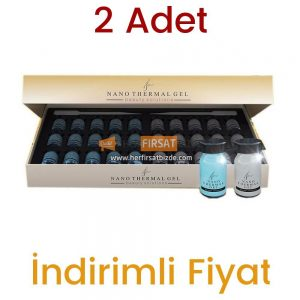 2 Adet Nano Termal Jel Beauty Solutions