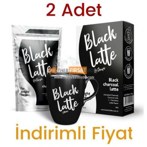 2 Adet Black Latte 2 x 100 GR