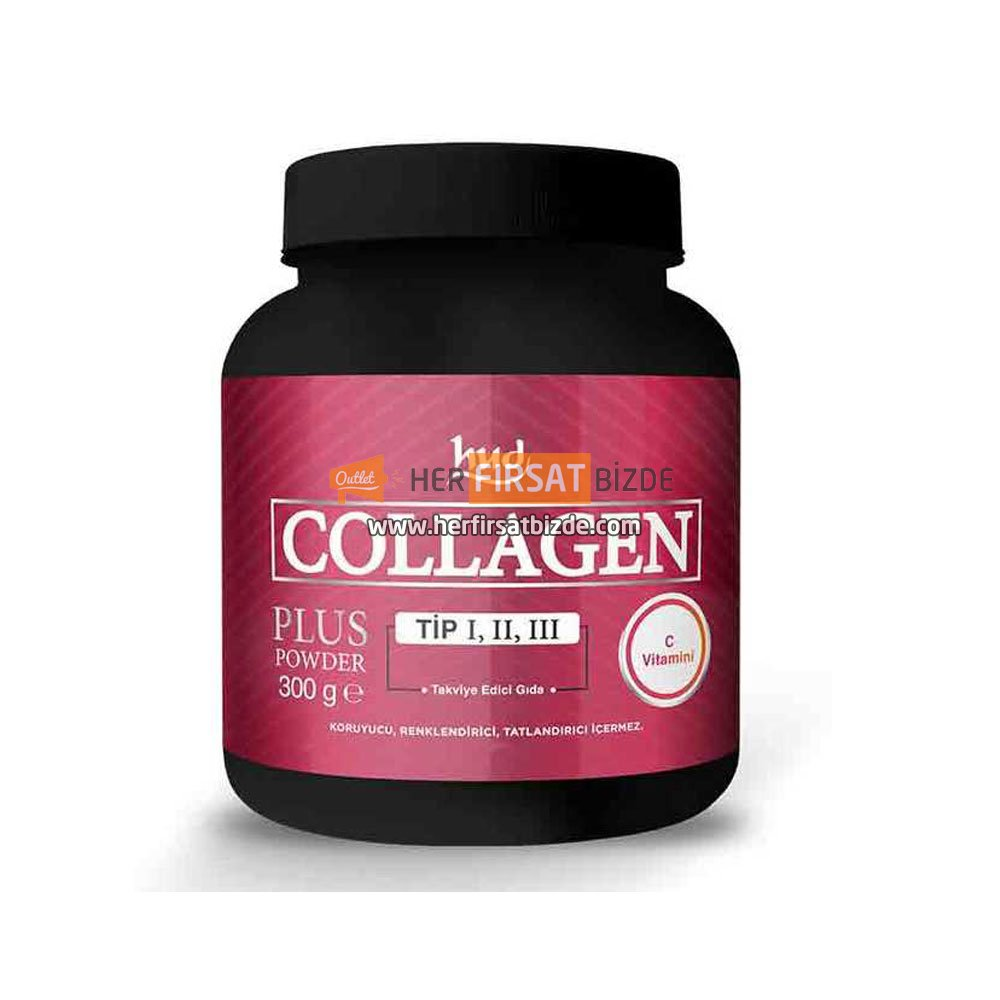 Hud Collagen Plus Toz Kolajen Powder