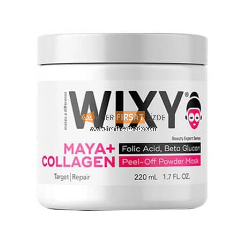 Wixy Collagen Maskesi