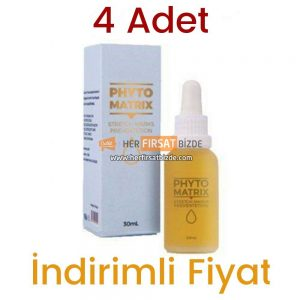 4 Adet Phyto Matrix Serum 4 x 30 ML
