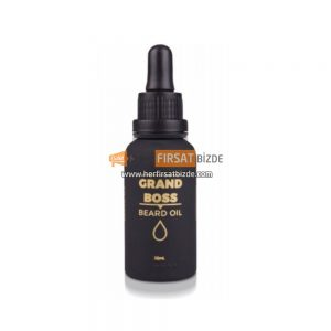 Grand Boss Saç ve Sakal Serumu 30 ML