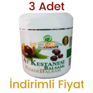 3 Adet Dr. Biochange At Kestanesi Balsamı 3 x 500 ML