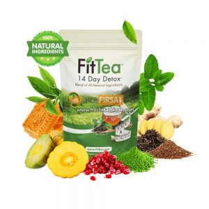Fit Tea 14 Day Detox Bitkisel Çay 70 GR