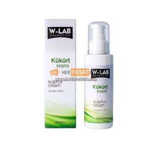 W-LAB Kükürt Kremi 100 ML
