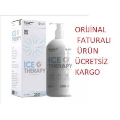Ice Therapy Tüy Dökücü Krem Ice Terapi Krem 250 ml
