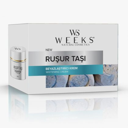 Weeks Ruşur Taşı Kremi 100 ML