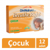 Breathe Right Burun Bandı Çocuk 12li