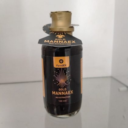FARMAEX GOLD MANNAEX MİX EKSTAKATI 100 ML